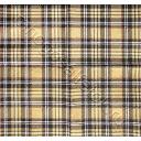 шотландка кофейная