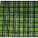 шотландка зеленая
