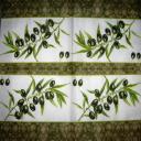 маслины с узором