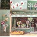 цветочный магазин в провансе