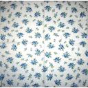 фон голубой лен
