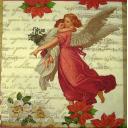 ангелы на письме и нотах