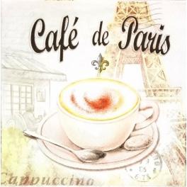 кофе Парижа