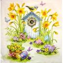 пасха в саду