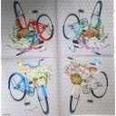 четыре велосипеда