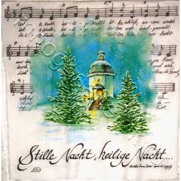 часовня в Рождество