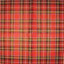 красная шотландка