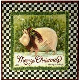 Рождественская ХРЮША