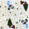 снеговик и елочка 21х21