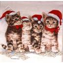 четыре котенка