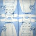 Детская одежда (голубая)