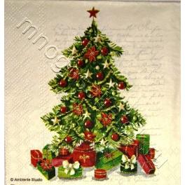 елочка с подарками 25 х 25
