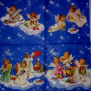 Рождество у ангелов