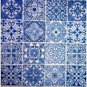 ИЗРАЗЦЫ сине-белые
