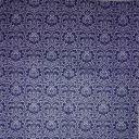 фон узор синий