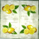 Лимончики 25х25