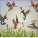 птички нарядные