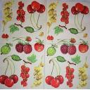 ассорти ягод и фруктов