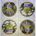 вазоны с цветами