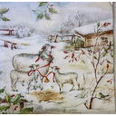 овечки новогодние
