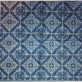 плиточка Лорензо синяя