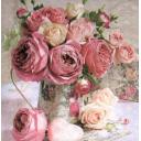 букет старинных роз