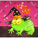 лягушка ждет поцелуя