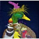 Vicki Sawyer. Ёжик и птицы
