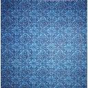 узор синий