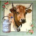 Корова с бидоном Lilly