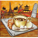 Кофе и города.