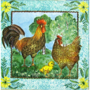 Семейка куриная