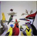 Семь птичек  Vicki Sawyer