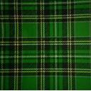 шотландка  темно зеленая