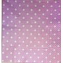 горошек на розовой пудре