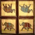 Четыре слона. ASHDENE Австралия