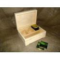 Коробка чайная (4 отделения)