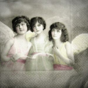 три поющих ангела SAGEN VINTAGE