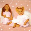 два ангела - дети