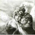 два ангелочка SAGEN VINTAGE