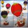 мишки на воздушном шаре