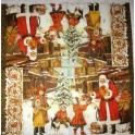 Дед Мороз и дети.