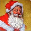Дед Мороз, портрет. (раритет)