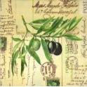 оливки и текст