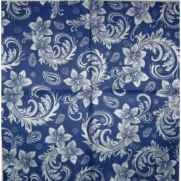 Фоновая  сине -  жемчужная