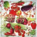 живописные овощи