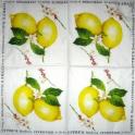 Лимоны и текст