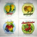 Винтажные фрукты