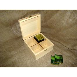Коробка для чая или просто шкатулка.