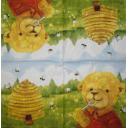 Мишка любит мёд
